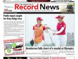 Round as A Dishpan Deep as A Tub and Still the Oceans Smithsfalls082516 by Metroland East Smiths Falls Record News issuu