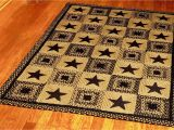 Rustic Texas Star area Rugs Ihf Home Decor Rectangle area Accent Braided Jute Rug 5 X 8
