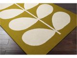 Rustic Texas Star area Rugs orla Kiely area Rug Floral and Paisley Rugs Machine Made Style