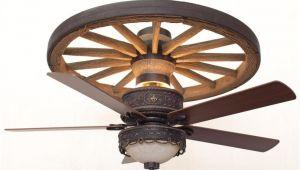 Rustic Wagon Wheel Ceiling Fan Copper Canyon Cheyenne Wagon Wheel Ceiling Fan