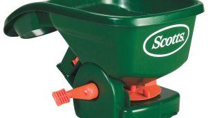 Scotts Hand Spreader Settings Chart Fertilizer Spreader Buying Guide