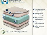 Sealy Omni Plush Crib Mattress Sealy soybean Foam Core Crib Mattress Review Omni Reviews
