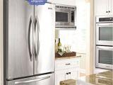 Shallow Depth Under Cabinet Refrigerator Wine Rack Above Microwave or Fridge Wine Racks In 2019 Kitchen