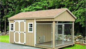Shed Dog House Combo Sheds Boxes and Dog Kennels On Pinterest