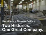 Simmons Pet Food Brands History Simmons Foods