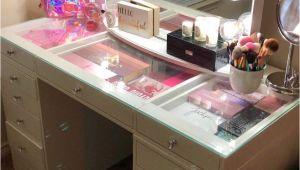 Slaystation Vanity Table top Slaystationa Plus 2 0 Tabletop Glow Plus Vanity Mirror Drawer