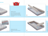 Sleep Number Adjustable Bed Disassembly 10000 Smart Outlet User Manual Select Comfort Corp