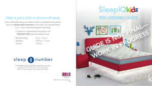 Sleep Number Bed Disassembly Video 10000 Smart Outlet User Manual Select Comfort Corp