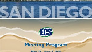 Smart Recovery Meetings San Diego Ca 229th Ecs Meeting San Diego Ca by the Electrochemical society issuu
