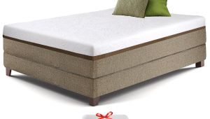 Snuggle Home 10 Foam Two Sided Mattress Reviews Amazon Com Live Sleep Ultra King Mattress Gel Memory Foam