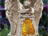 Solar Angels for Graves Amazon Com solar Lighted Weeping Angel Memorial Garden