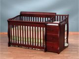Sorelle Crib Conversion Instructions sorelle Tuscany 4 In 1 Convertible Crib and Changer Combo