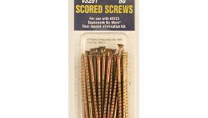 Squeaky Floor Repair Kit Lowes Shop Squeeeeek No More 50 Count Self Drilling Concealed Screw Deck