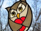 Stained Glass Owl Patterns Free 84 Basta Bilderna Om Stained Glass Birds Pa Pinterest