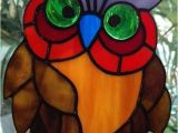 Stained Glass Owl Patterns Free Resultado De Imagen Para Pajaros En Tiffany Disenos