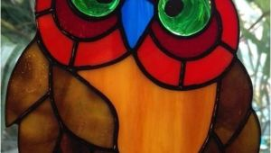 Stained Glass Owl Suncatcher Patterns Resultado De Imagen Para Pajaros En Tiffany Disenos