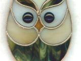 Stained Glass Owl Suncatcher Patterns Stained Glass Owl Suncatcher Owl11 Owl Glass and Mosaics