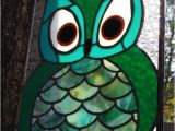 Stained Glass Patterns Of Owls Owl Stained Glass Panel