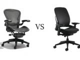 Steelcase Leap Vs Gesture Herman Miller Vs Steelcase 2018 Popular Office Chairs