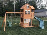Summerstone Cedar Summit Playset Blog Swing Set Installation Ma Ct Ri Nh Me