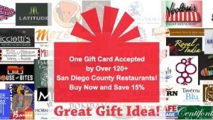 Synergy Gift Card San Diego Restaurants Synergy Gift Card Lamoureph Blog