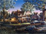 Terry Redlin Art for Sale Terry Redlin Quot His First Graduation Quot Signed and Numbered