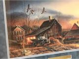 Terry Redlin Art Prices 2 Terry Redlin Prints Winter Wonderland and