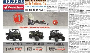 Texas Tire Shop Abilene Tx American Classifieds Abilene 01 19 17 by American Classifieds