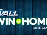 The Wall Win at Home Sweepstakes Nbc the Wall Sweepstakes Win Up to 25 000 Cash at Home