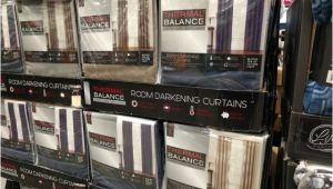 Thermal Balance Curtains Costco thermal Balance Room Darkening Curtains