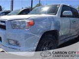Tire Dealers Carson City Nv Used 2010 toyota 4runner In Carson City Nv Carson City toyota