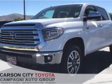 Tires Plus Hwy 50 Carson City Nv New 2019 toyota Tundra 1794 Edition 4wd Crewmax In Carson City Nv