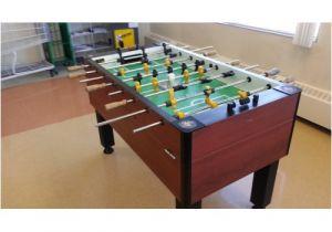 Tornado Elite Foosball Table Used Sml Valley tornado Elite Foosball Table by Model 003557