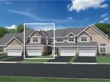 Townhomes In Saratoga Springs Utah Ridgewood at Middlebury the Pentwater Home Design