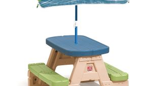 Toys R Us Children S Picnic Table Mom Deal Sit and Play Kids Picnic Table with Umbrella 38 98