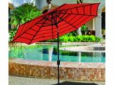 Treasure Garden Patio Umbrella Replacement Canopy Treasure Garden 7 5 39 Replacement Umbrella Canopy Patio