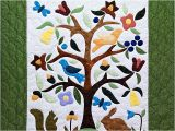 Tree Of Life Quilt Pattern Applique Applique Tree Of Life Wall Hanging Photo 2