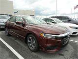 Tri Star Used Cars Indiana Pa New 2019 Honda Insight Ex 4dr Car In Indiana Pa 59038 Delaney Honda