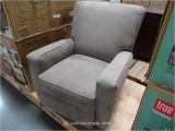 True Innovations Fabric Recliner True Innovations Eliza Swivel Glider Recliner