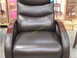 True Innovations Leather Glider Recliner True Innovations Leather Swivel Glider Recliner Model Cr