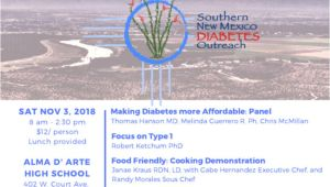 Tv Guide Las Cruces 14th Annual Diabetes Expo Coming to Las Cruces Krwg