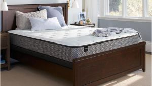Twin Bed Connector Target Sealy Response Essentials 11 5 In Twin Xl Plush Faux Euro top