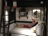 Twin Size Loft Bed with Desk Underneath Plans Ikea Bedroom Loft Bed with Chaise Underneath Tv On the Wall for