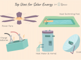 Types Of Batteries Used In solar Power Systems top 10 Residential Uses for solar Energy