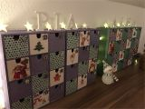 Unfinished Wooden Advent Calendar Tree Adventskalender Aus Moppe Mini Kommoden Von Ikea Vianoce