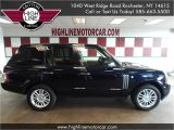 Used Appliance Stores In Rochester Ny Used 2010 Land Rover Range Rover for Sale In Rochester Ny 14615