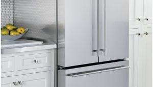 Used Counter Depth Refrigerator Monogram Zwe23eshss 36 Inch Counter Depth French Door