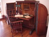 Used Office Furniture Rockford Il Identifying Antique Writing Desks and Storage Pieces