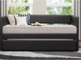 Value City Furniture Daybeds Homelegance Daybeds Contemporary Adra Daybed with Trundle