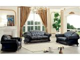 Versace Living Room Set Black Living Room Set In Classic Style Versace Esfveset